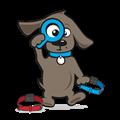Gps hondenhalsband