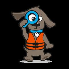 Ezydog seadog zwemvest