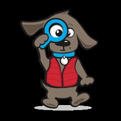 Honden bodywarmer