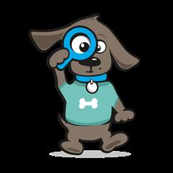 Medical pet shirt hond