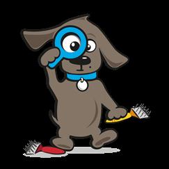 Hondenborstel furminator