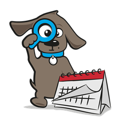 Terrier kalender