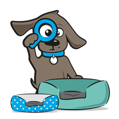 Happy house hondenmand