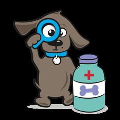 Glucosamine hond