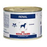Royal Canin Veterinary Diet Renal (blik) hondenvoer 200 g 1 tray (12 blikken)