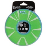 CHUCKIT MAX GLOW ZIPFLIGHT FRISBEE GLOW IN THE DARK #95;_15 CM
