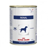 Royal Canin Veterinary Diet Renal (blik) hondenvoer 1 tray (12 blikken)