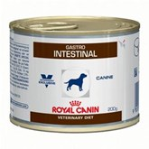 Royal Canin Veterinary Diet Gastro Intestinal blik 200 gr hond 1 tray (12 blikken)