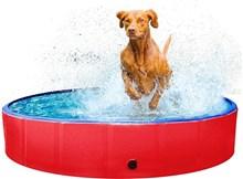Hondenzwembad anislip 160x30 cm