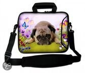 Sleevy 15.6 inch laptoptas hond