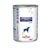Royal Canin Veterinary Diet Sensitivity Control (blik chicken & rice) hondenvoer 1 tray (12 blikken)