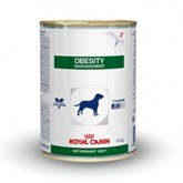 Royal Canin Veterinary Diet Obesity Management (blik) hondenvoer 1 tray (12 blikken)