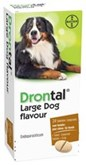 Drontal Large Dog Flavour Ontworming - Grote Hond - 24 tabletten
