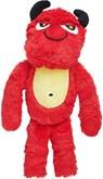 Belgisch voetbal rode duivel speelgoed hond 35 cm